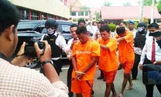 3 Kurir Terancam Hukuman Mati, 3 DPO Dicari Polisi