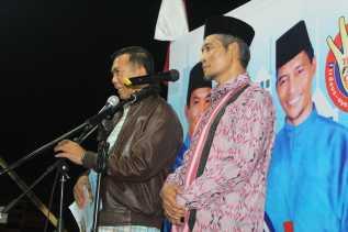 H Firdaus Sampaikan Pesan Khusus Tentang Rivalnya di Pilwako Pekanbaru