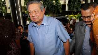 Polisi Periksa SBY di Rumah soal Dugaan Fitnah Firman Wijaya