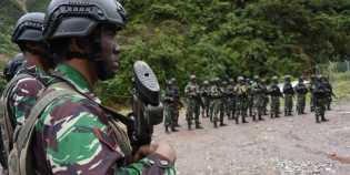 Pukul mundur kelompok bersenjata, TNI sudah kuasai kampung Aroanop