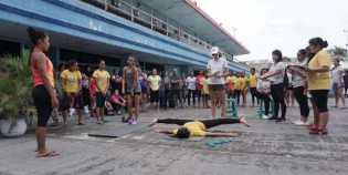 Renang Indah Targetkan Emas di SEA Games Kuala Lumpur