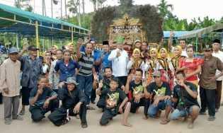 Kampanye di Bengkalis, Syamsurizal Bilang Firdaus-Rusli Paling Pas untuk Riau