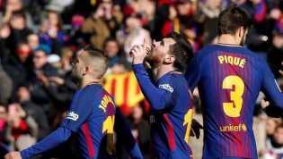 Barcelona Raih Untung Rp2,3 Triliun dari Hak Siar