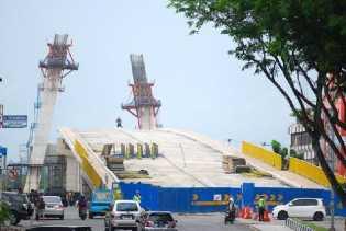 Pembangunan Jembatan Siak IV Dilanjutkan Bulan Depan