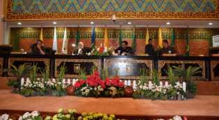 Pimpin Rapat Perdana, Septina 'Dites' Anggota DPRD