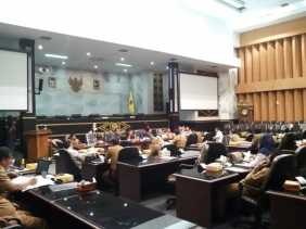DPRD Kota Evaluasi Kinerja Dishub Pekanbaru