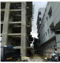Buruh Bangunan di Pekanbaru Tewas Tertimpa Kayu yang Jatuh dari Lantai 9 Hotel yang Sedang Dibangun