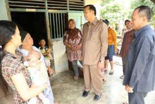 Pemko Sudah Bangun 16 Rumah Layak Huni dan 34 Kegiatan OMS di Tangkerang Selatan
