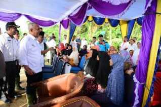 Irigasi Terganggu, Petani Kampar Mengeluh Galian C ke Gubernur Riau