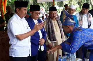 Beri Dukungan Tanpa Embel-embel, FLSKD Yakin Syamsuar-Edy Bawa Perubahan untuk Riau