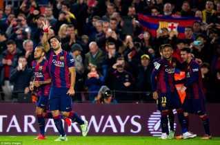 Hukum Penjara jika Gunakan Jersey Barcelona