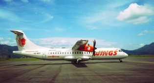 Wings Air Mendarat Mulus Di Bandara Bener Meriah Aceh, Masyarakat Senang