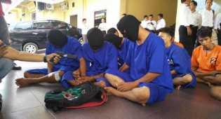 Pelaku Datangkan Rekan Pencurian Alfamart dari Luar Kota di Pekanbaru