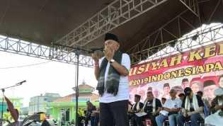 Amien Tantang Jokowi Untuk Duel Dengan Gentel