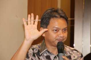 Kudus Kurniawan Pimpin Ormas Siahaan Riau
