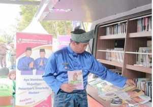 Walikota Firdaus Ajak Pelajar Gemar Membaca