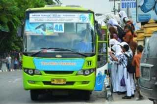 Pemko Dapat Hibah 25 Bus dari Kemenhub