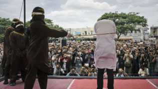 Sah! Hukuman Cambuk di Aceh Tak Lagi di Depan Umum