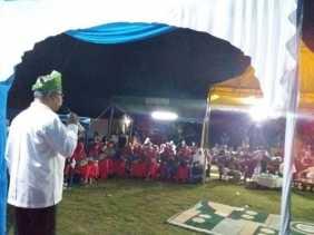 Berita Khusus Pilgubri 2018 Anggun Bangga Bisa Tampil di Hadapan Calon Pemimpin Riau Rusli Effendi,