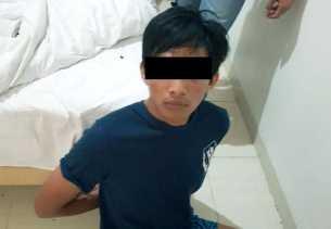 Pelaku Maling di Rumah Aspidum Kejati Riau Sembunyi di Hotel