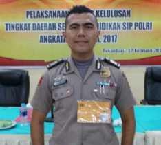 20 Polisi Bintara di Riau Lulus Tes, Berikut Nama-namanya
