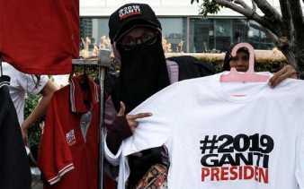 Penyelenggara #2019GantiPresiden Tanggapi Intimidasi di CFD