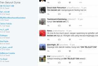 Tembus 600 Ribu Cuitan, Fenomena 'Om Telolet Om' Puncaki Trending Topic Dunia