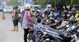 DPRD: Pidanakan Juru Parkir Illegal Karena Termasuk Pungli