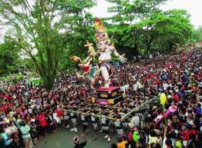 Hari Nyepi, 531 Napi Beragama Hindu Dapat Remisi