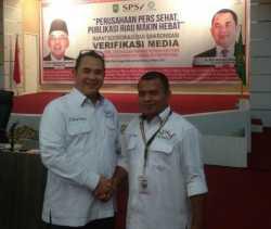 SPS Riau Harap UKW Tidak Jadi Syarat Utama Kerjasama