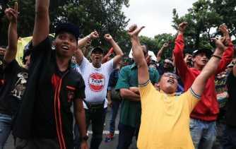 Supir Taksi Online 'Nakal' Hanya Diberi Teguran