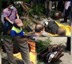 Saksi Sebut Pria yang Ditemukan Tewas di Parit Jalan Sumatera Pekanbaru Kerap Mondar-mandir Sambil..
