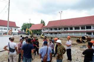 Proses Pembangunan Gedung Kejati Diprotes, Kadis PUPR Riau Minta Maaf