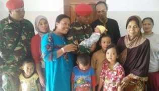 Cerita Haru Ibu Muda Melahirkan di Tengah Gempa Banten