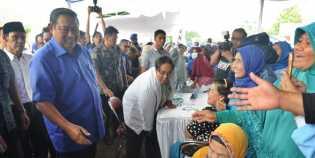 Demokrat: SBY mau munculkan tokoh baru yang amanah sesuai aspirasi rakyat
