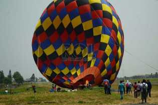 Polisi Proses Hukum Pelaku Penerbangan Balon Udara