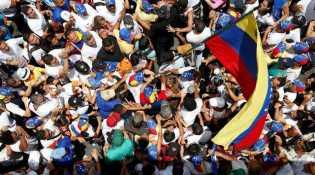 Venezuela Kehabisan Uang Tunai, Hutang Menumpuk