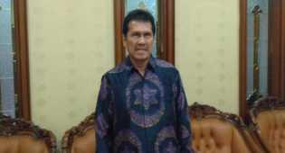 Menteri Asman Mampir ke DPR Sebelum ke Kantor Baru