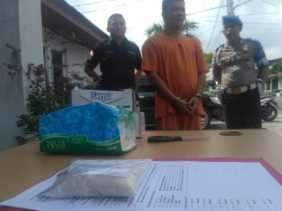 Ditres Narkoba Polda Riau Musnahkan 122,5 Gram Sabu