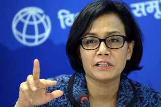 Menteri Sri Mulyani Ancam Bankir