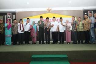Di Unilak, Rektor Perguruan Tinggi Swasta se Riau Deklarasi Tolak Radikalisme dan Terorisme