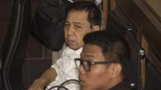 Kasus E-KTP: Setya Novanto dituntut 16 tahun penjara, denda, dan pencabutan hak politik lima tahun