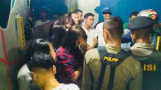 Di Padang, Kafe Remang-Remang dan PSK Masih Beroperasi