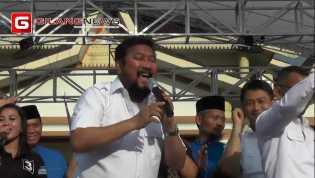 Nyanyikan Cinta Anak Kampung, Jamal Mirdad Goyang Purna MTQ