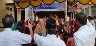 Kampanye di Pekanbaru, Cawagubri Herdianto Sampaikan Dua Pesan Prabowo