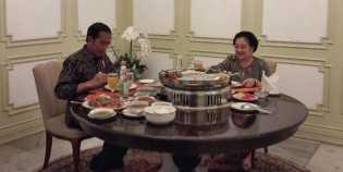 Bertemu di Istana, Megawati Bawakan Makanan untuk Presiden Jokowi