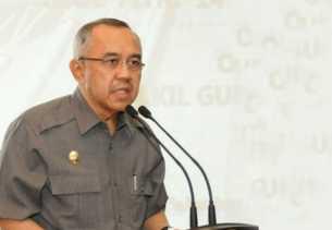 Gubernur Riau Minta Dinas LHK Tanggap Masalah Lingkungan