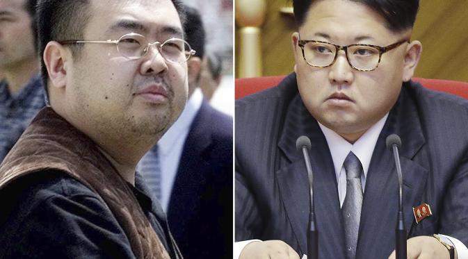 Korut Sebut Kim Jong-nam Tewas Akibat Serangan Jantung