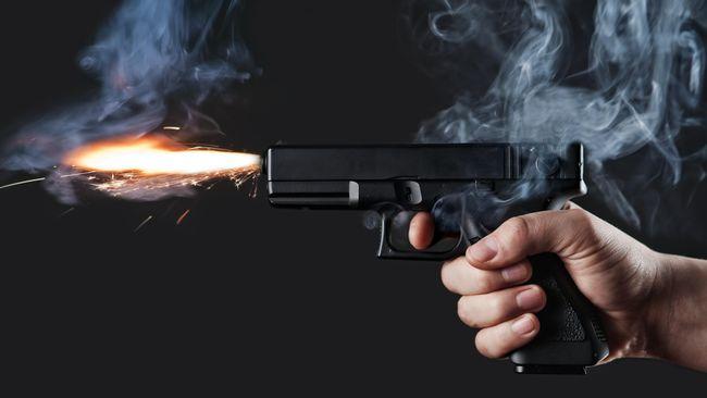 Polisi Tembak Mati Penyekap Penumpang Taksi Online