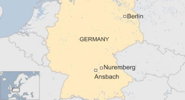 Ledakan di Bar kota Ansbach Jerman, 1 Orang Tewas 11 Luka